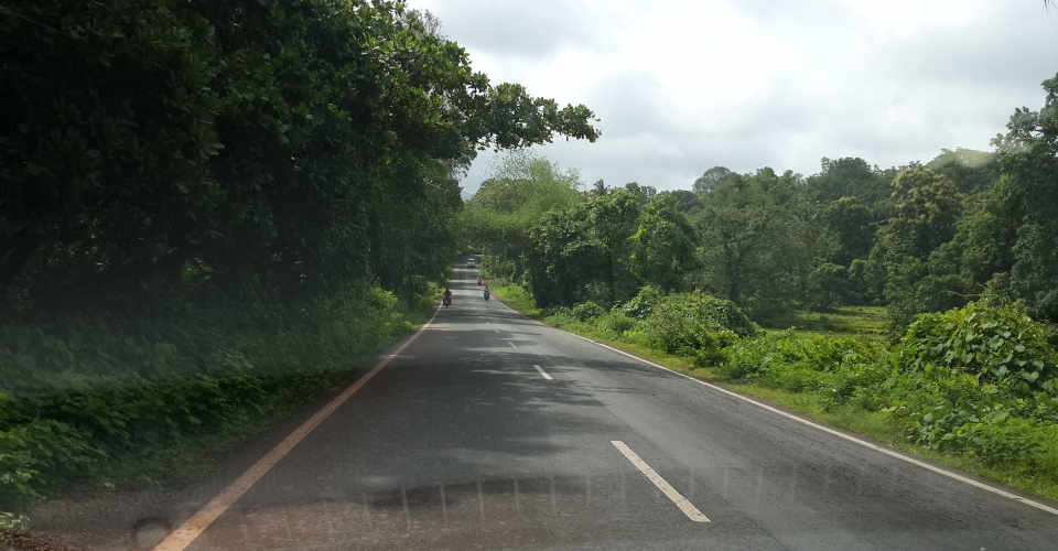 Roads in Goa