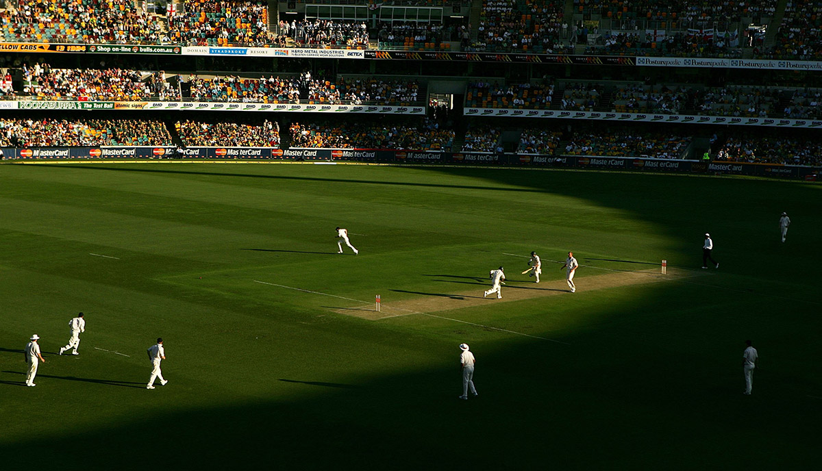 The charms of Test Cricket