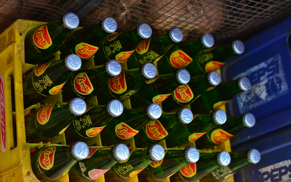 Limb, a cold drink from Udupi