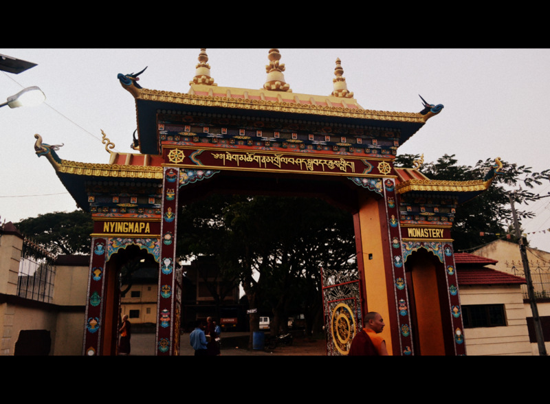 The Golden Temple Gate !
