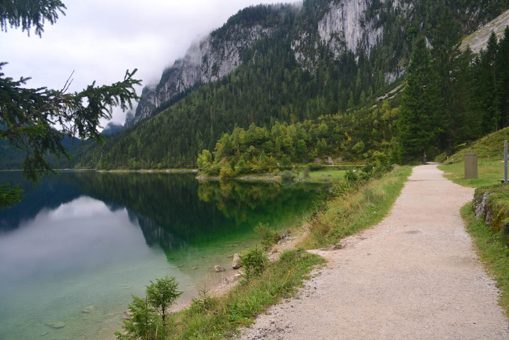 Walk around Gosausee