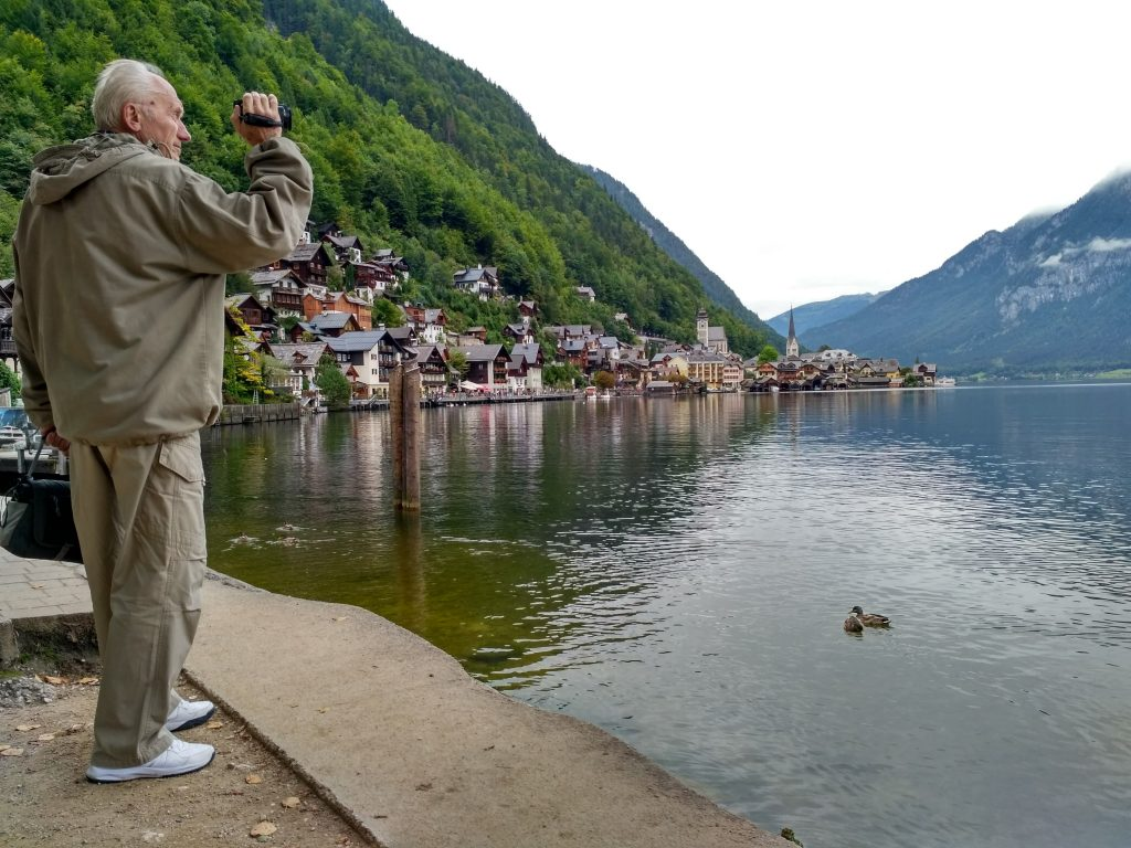 Hallstatt, one of the prettiest villages in Austria and in all of Europe, is a memory of a lifetime